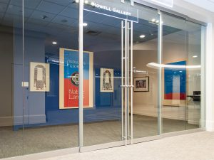 KI Lightline walls help protect museum's exhibits