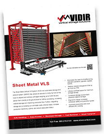Sheet Metal Vertical Lifts