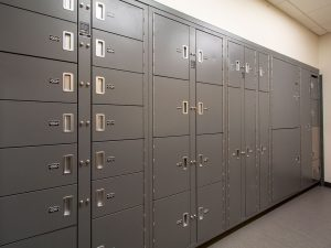 Protect evidence chain-of-custody with Evidence Storage Lockers