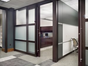 Office settings benefit from Modular Walls