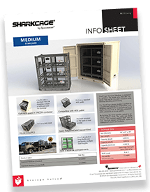Sharkcage Brochure