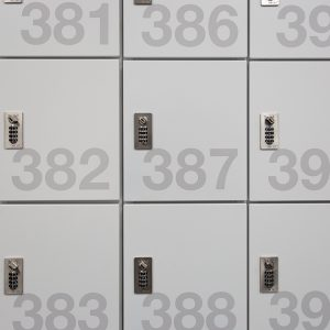 Day-Use Storage Lockers for Gyms and Boxes