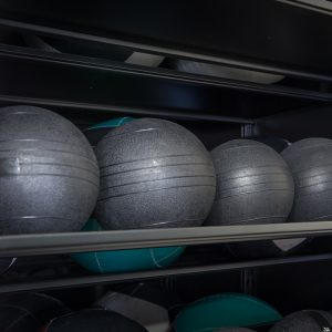 Box and Gym Equipment Storage Solutions