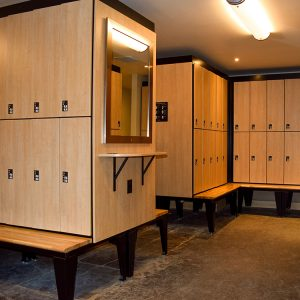 Members Lockers for Gyms and Spas