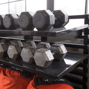 Storage Racks for Gym Weights and Equipment
