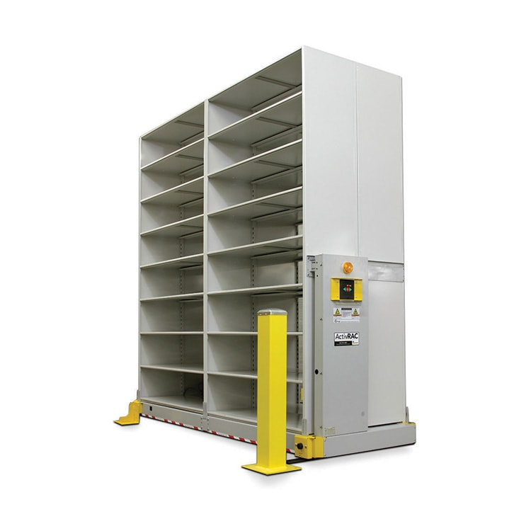 Industrial Mobile Shelving Systems