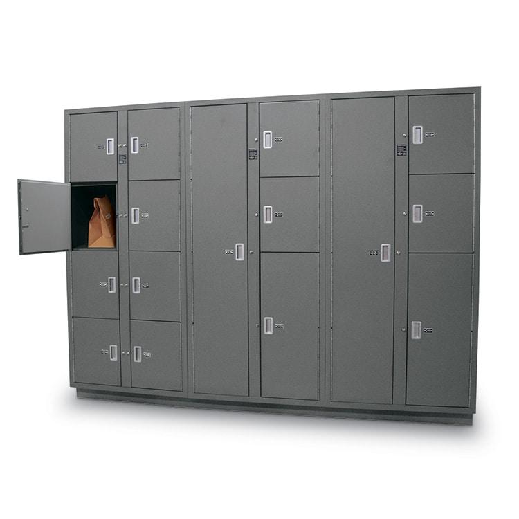 Evidence Storage Lockers