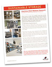 Stainless Steel Cabinets Brochure