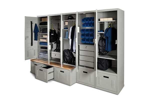 Personal Storage Lockers