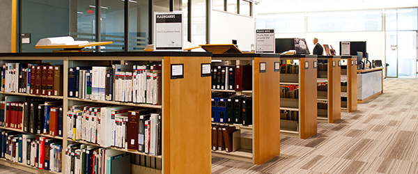 Law Library Shelving